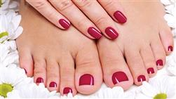 £15 for Shellac fingers and toes at Indulge Hair & Beauty (worth £30)