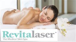 £22.50 for the amazing Himalayan Salt Stone Massage (worth £45) at the fabulous Revitalaser Skin Clinic!