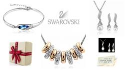 £29 for SWAROVSKI Jewellery Worth Up To £75 From Finishing-Touch.Co!