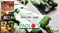 £18 For Any 2 Starters, 2 Main Courses & A Glass Of Wine (Worth Up To £40) At Paolo's, Hoylake Or Heswall