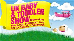 £3 for a ticket to the UK Baby & Toddler Show PLUS Family Fun event  - Echo Arena Liverpool! (Worth £6)