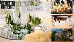 £999 for a complete wedding day/reception package (Worth £2040) The Lord Binning, Chester